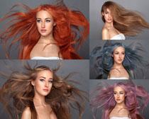 染发美女模特摄影时时彩娱乐网站