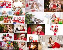 国外圣诞节家庭成员摄影时时彩娱乐网站