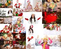 开心快乐国外圣诞节人物拍摄时时彩娱乐网站