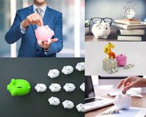 金融商務理財攝影高清圖片