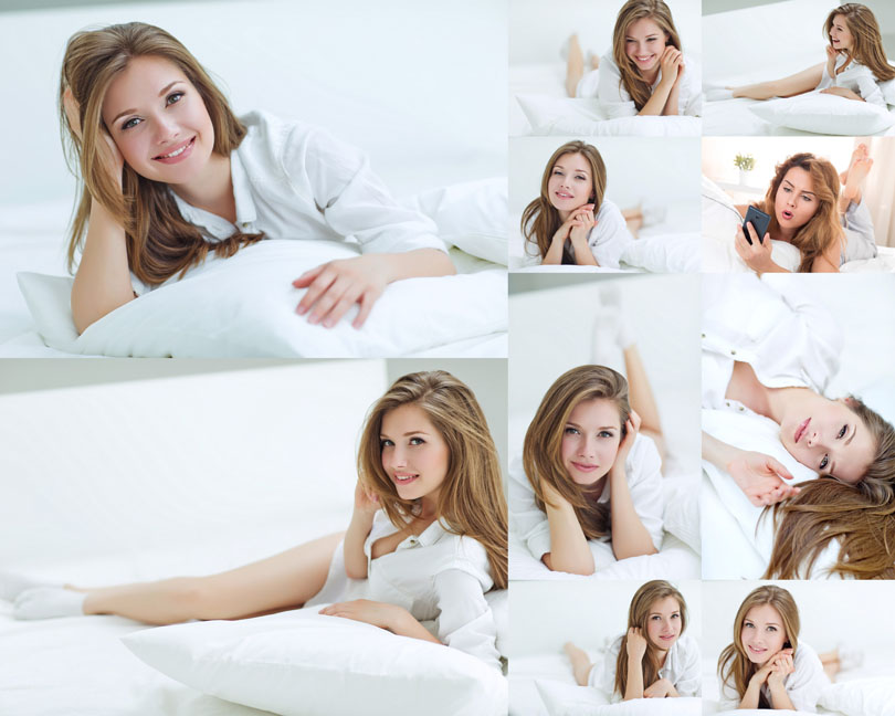 睡衣床上美女摄影时时彩娱乐网站