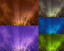 色彩光背景攝影高清圖片