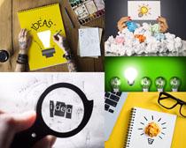 灯光创意展示摄影高清图片