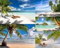 海邊自然風光攝影高清圖片