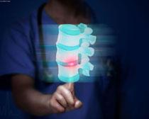 科技医疗技术PSD素材
