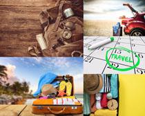 生活旅游计划摄影高清图片