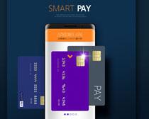 手机产品银行卡PSD素材
