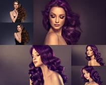 欧美发型时尚美女拍摄高清图片