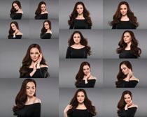黑衣女人发型摄影时时彩娱乐网站