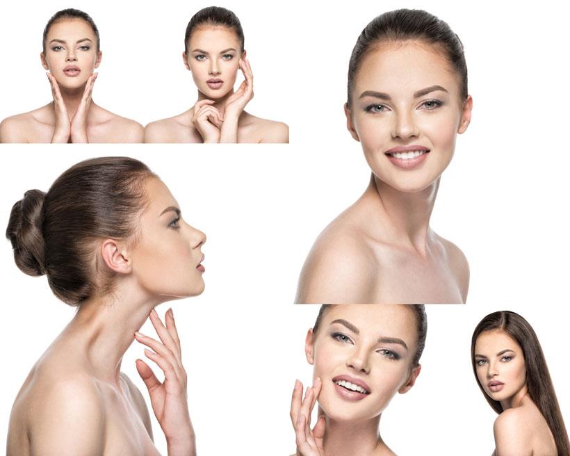美女肌肤写真摄影高清图片