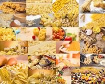 粉条食物原料摄影高清图片