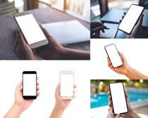 數碼商務手機展示攝影高清圖片