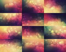 颜色云朵背景拍摄高清图片