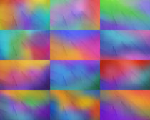 渐变色彩背景摄影高清图片