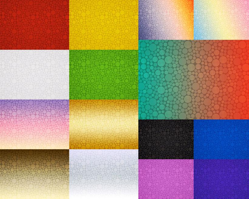 色彩点点背景摄影高清图片