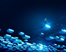 科技信息商●务化PSD素材