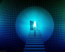 创新科�技信息化PSD素材