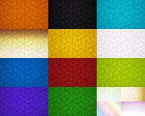 格子色彩图案背景拍摄高清图片