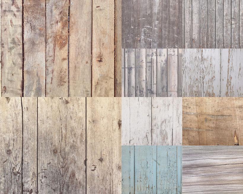 装修木板背景摄影高清图片