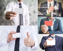 卡片展示商务男人摄影时时彩娱乐网站