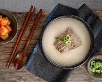韩国汤类广告PSD素材