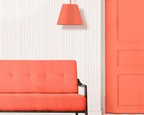 家庭沙发布∑ 置展示PSD素材