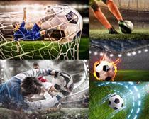 足球運動人物攝影高清圖片