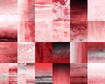 血红色背景图案摄影高清图片
