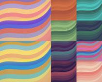 波纹色彩图案摄影高清图片