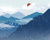 雨季山水风景时时彩投注平台