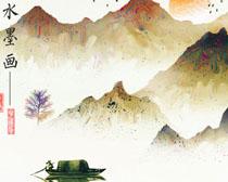 山川湖水景观画时时彩投注平台