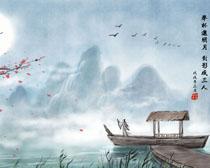 古典风景插画时时彩投注平台