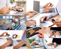 商務辦公數碼銀行卡攝影高清圖片