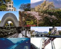 日本旅游景點風光攝影高清圖片
