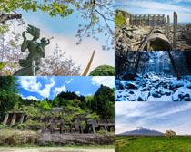 國外旅游風景攝影高清圖片