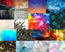 色彩艺术背景画摄影高清图片