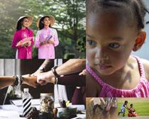 国外小孩人物摄影高清图片