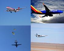 航天飞机运输摄影高清图片