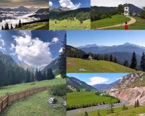 国外草原风光摄影高清图片