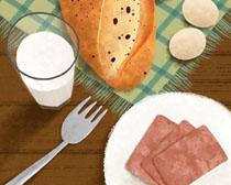 面包牛奶早餐时时彩投注平台