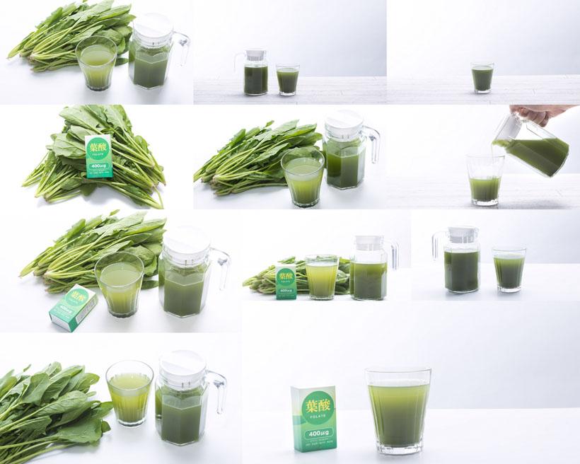蔬菜营养饮料摄影高清图片