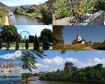 国外景点风光摄影高清图片