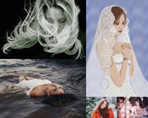 欧美女子写真拍摄高清图片