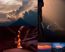 風景奇觀攝影高清圖片