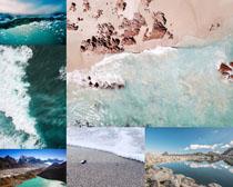 大海自然風光拍攝高清圖片