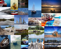 航海運輸攝影高清圖片