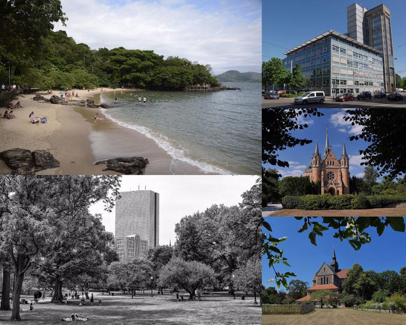 国外建筑自然风光摄影高清图片