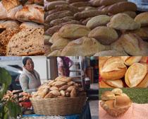 食物面包拍摄高清图片