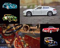 模型精致汽車拍攝高清圖片