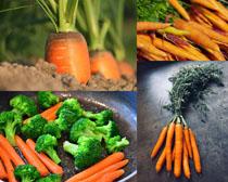 胡萝卜蔬菜摄影高清图片